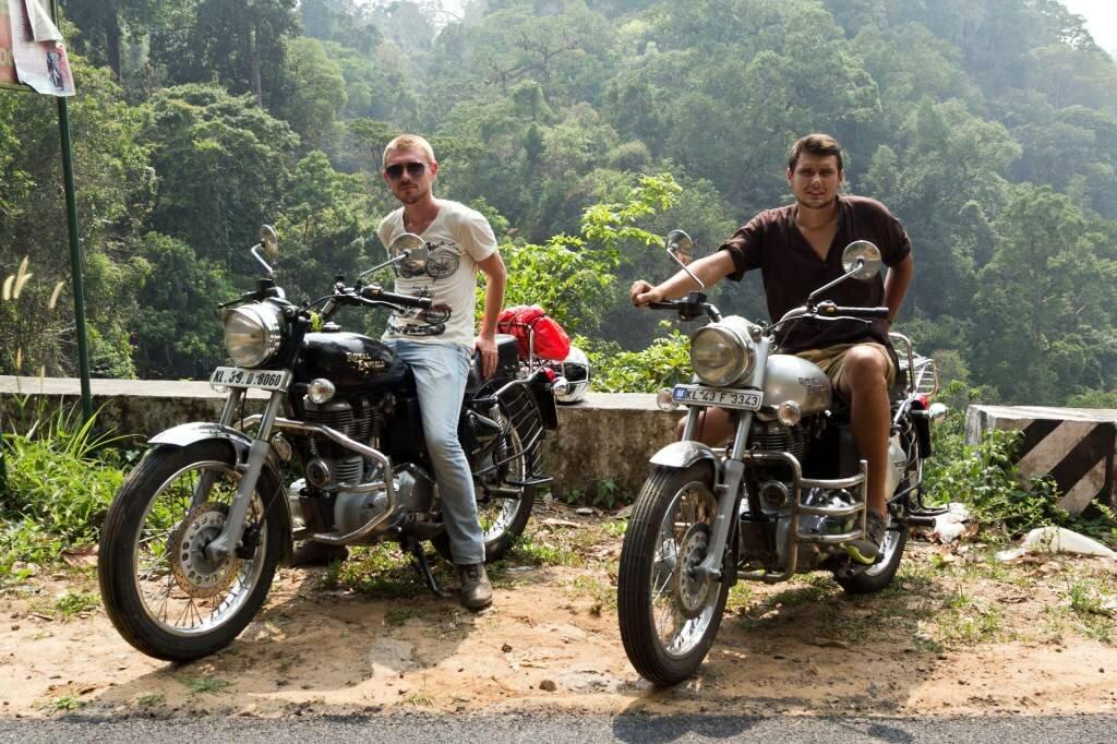 мото путешествие тайланд