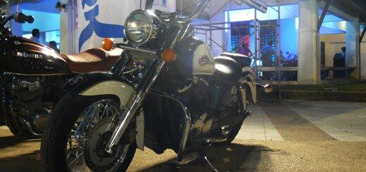 Выбираем мотоцикл